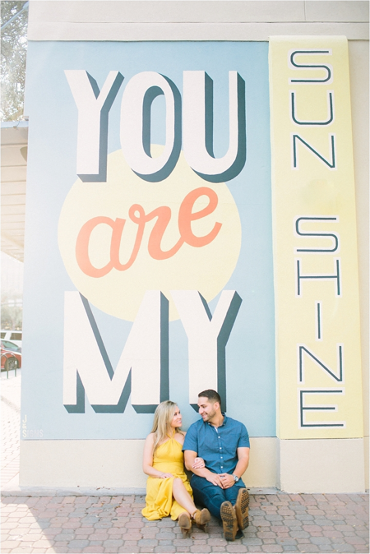 downtown st. pete engagement photographer